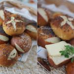 Laugenbrötchen - немецкие булочки к завтраку
