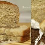 Хлеб цельнозерновой со льном и кунжутом
