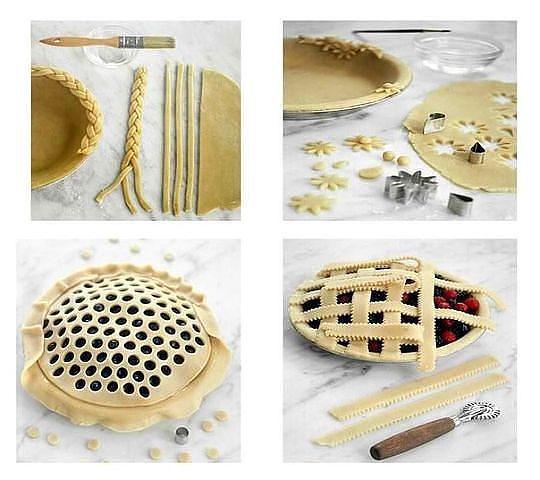 Как можно быстро сделать пирог