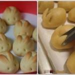 Пирожки зайчики