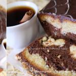 Бисквитно-творожный кекс