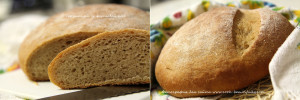 Гречишный не формовой хлеб