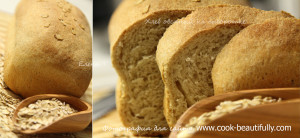 Овсяный хлеб на сыворотке