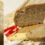 Хлеб ржаной цельносмолотый