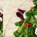 Салат из корна и родиккьо