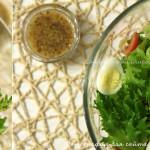 Салат фриллисом и сыром джюгас