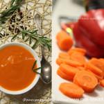 Морковный крем суп