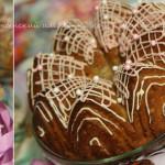 Рождественский имбирный кекс с миндалем