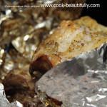 Свинина в соевом маринаде с чесноком