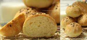 Сметанные булочки