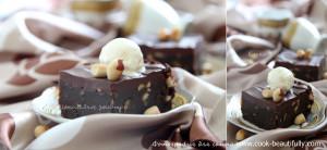 Брауни Шоколадное золото