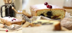Миндальный кекс с черносливом от Guy Gedda