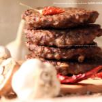 Печеночные оладьи с гречкой