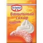 Ванильный сахар Dr. Oetker