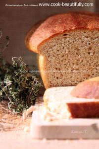 Хлеб цельнозерновой на сыворотке