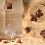 Шоколадные конфеты с орехами Пекан