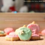 Печенье Миндальные яблочки