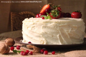 Торт каприз