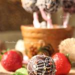 Миндальные кейк попсы (Traditional Cake Pops)