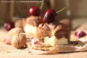 Творожный десерт по Ковалькову