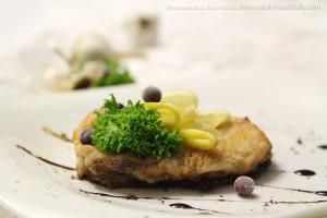 Акула рецепт в кляре