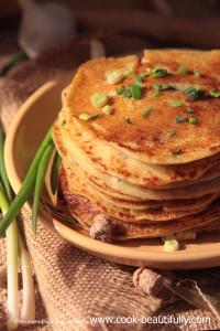 Картофельные панкейки