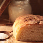 Ночной хлеб на картофельном отваре