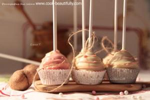 Кейк попс рецепт с хрустящей конфеткой