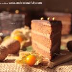 Торт Старая Прага