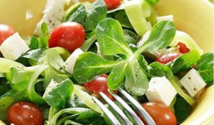 Салат из корна