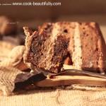 Торт Прага шоколадная