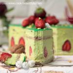 Торт Фрезье от Алена Дюкасса