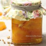 Варенье абрикосовое с косточками
