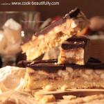 Пирожное Сникерс