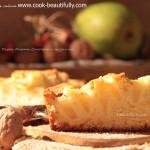 Пирог Марты Стюарт с грушей